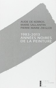 Aude de Kerros Marie Sallantin Pierre-Marie Ziegler