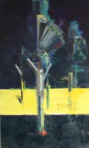 paysage peintures periode 2005-2008